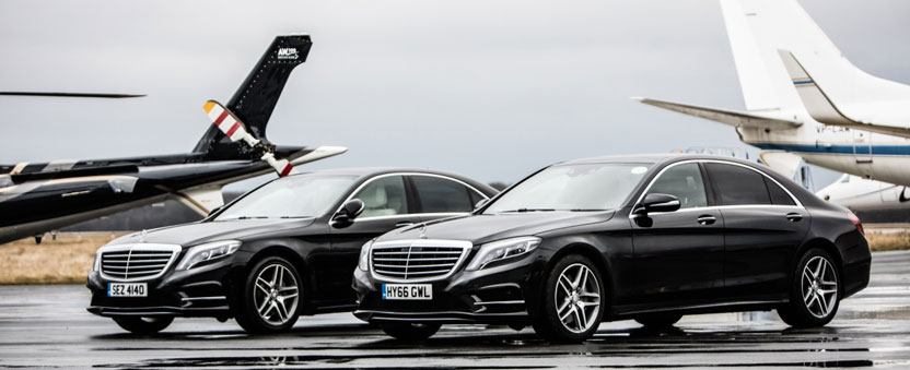 airport transfers and vip service